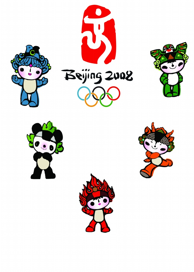 Olympic mascots picture download