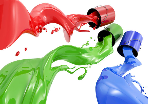 Paint pigments 02--HD pictures