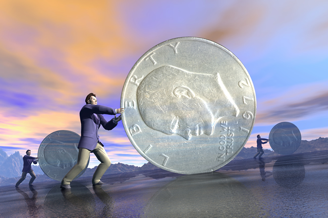 People coin design pictures
