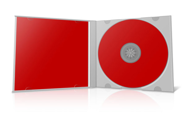 Red box with DVD03--HD pictures
