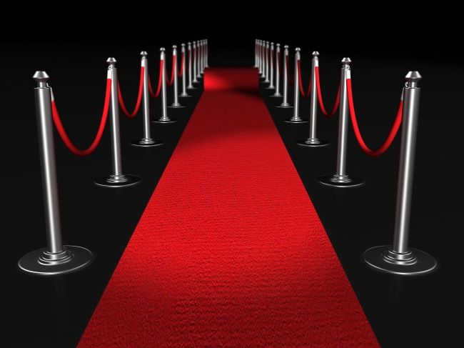 Red carpet picture material download