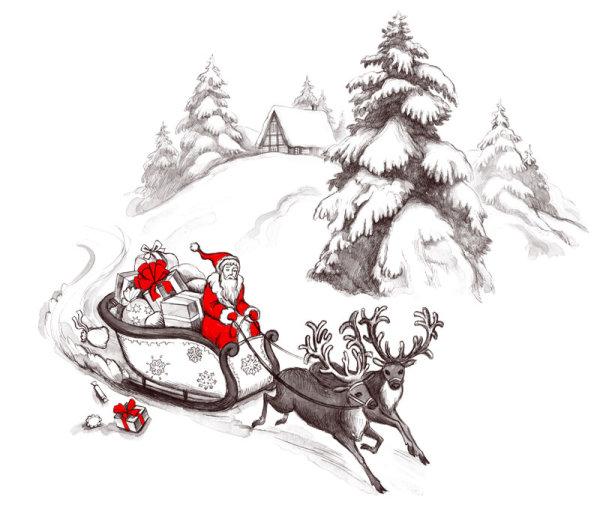 Santa Claus 02--HD pictures