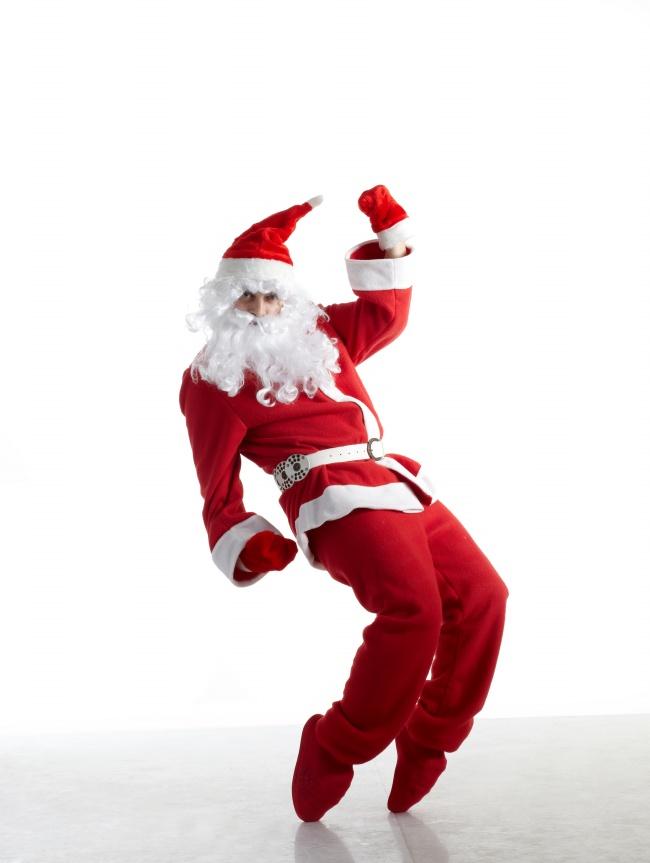 Santa Claus picture material download