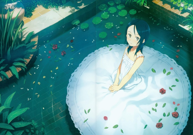 Seiji Yoshida anime girls pictures