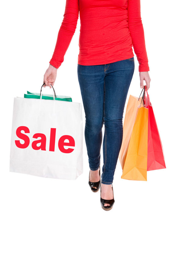 Shopping return people HD picture 02