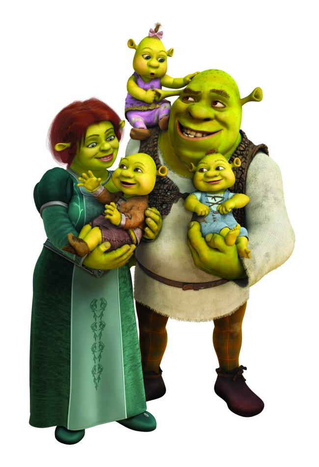 Shrek pictures HD