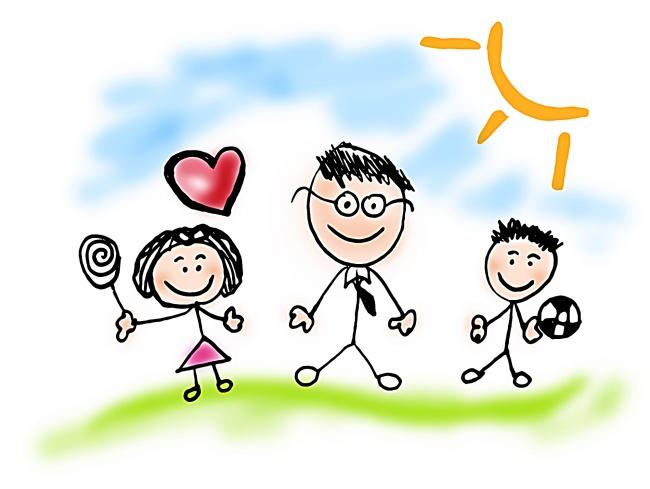 Sky kids cartoon pictures