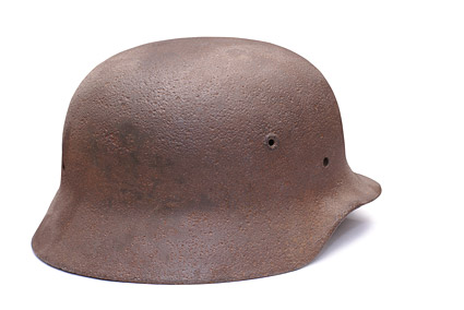 Soldier's helmet picture material-2