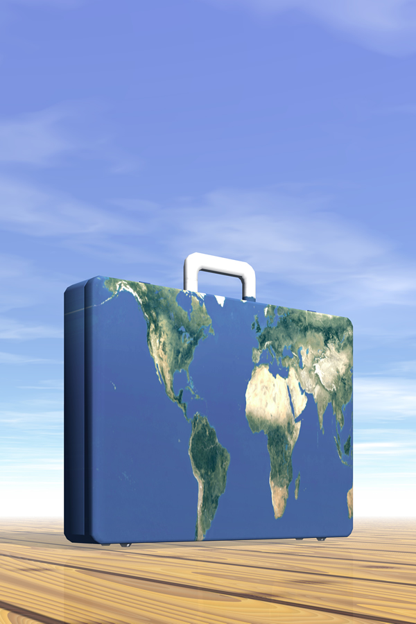 Suitcase design pictures