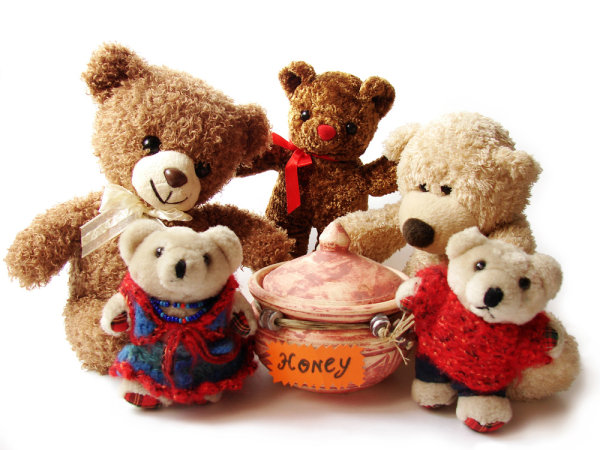 Teddy bear toy 03--HD pictures