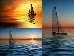 2 sailing HD picture