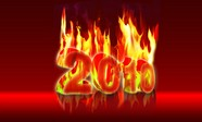 2010 new year picture fonts download