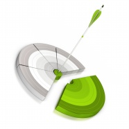3D darts and target image download