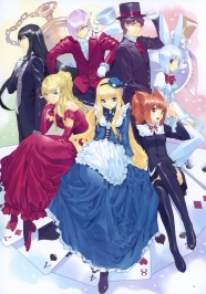 Alice anime poster girls pictures