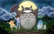 Anime Totoro pictures to download