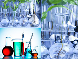 Assorted laboratory glassware HD pictures 2