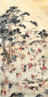 Baizi map image