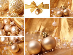 Beautiful Christmas design elements -24–HD pictures