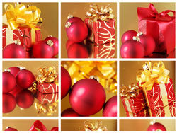 Beautiful Christmas design elements -25–HD pictures