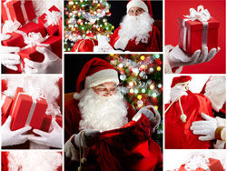 Beautiful Christmas design elements -76–HD pictures