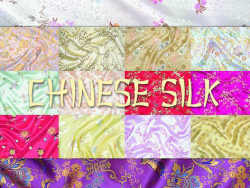 Beautifully presented its silk pattern (picture JPEG)