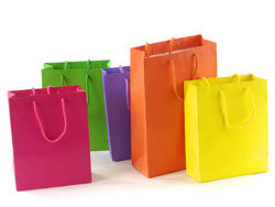 Blank color bag HD-2