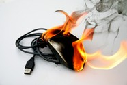 Burning mouse picture download