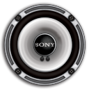 Car Speakers Icons