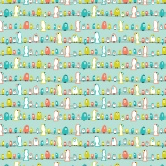 Cartoon bird background pictures