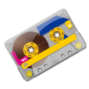 Cassette Tape Icons