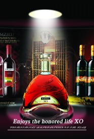 Champagne advertising picture download