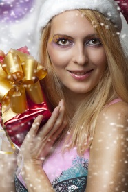 Christmas beautiful picture material download