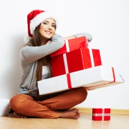 Christmas beauty gift box picture download
