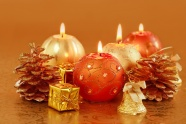Christmas decorations beautiful pictures