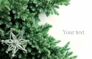 Christmas greeting card stationery picture download