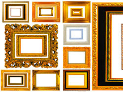 Classic photo frame 03–commercial pictures
