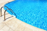 Clear swimming pool high definition pictures