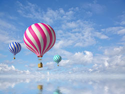 Commercial pictures hot air balloon 01–HD pictures