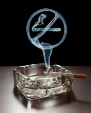 Creative anti-smoking picture download