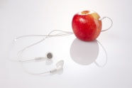 Creative Apple headphones pictures