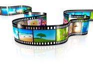 Creative tape footage picture download