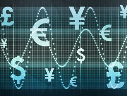 Currencies, picture material