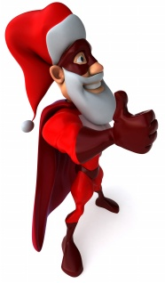 Cute cartoon character Christmas pictures