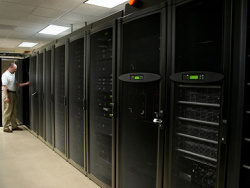 Data center picture material-3