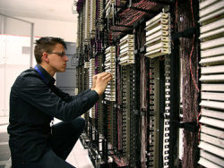 Data center picture material-7
