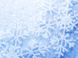 Dazzling snowflake background 02–HD pictures