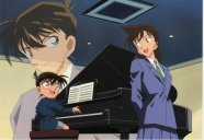 Detective Conan and LAN pictures