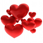 Download HD red heart picture
