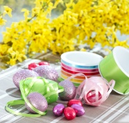 Easter egg decoration pictures