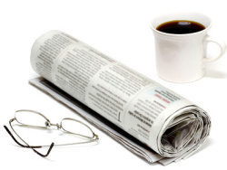 English-language newspaper series picture material-5